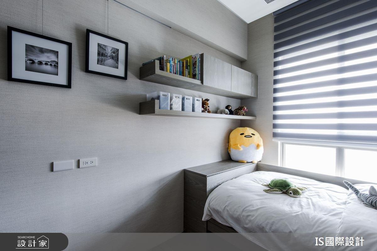 新成屋(5年以下)_現代風臥室案例圖片_IS國際設計_IS_115之41