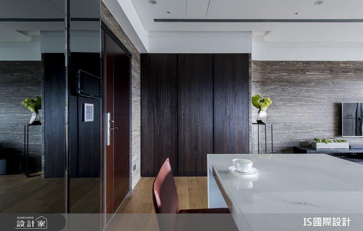 新成屋(5年以下)_現代風玄關客廳案例圖片_IS國際設計_IS_116之1