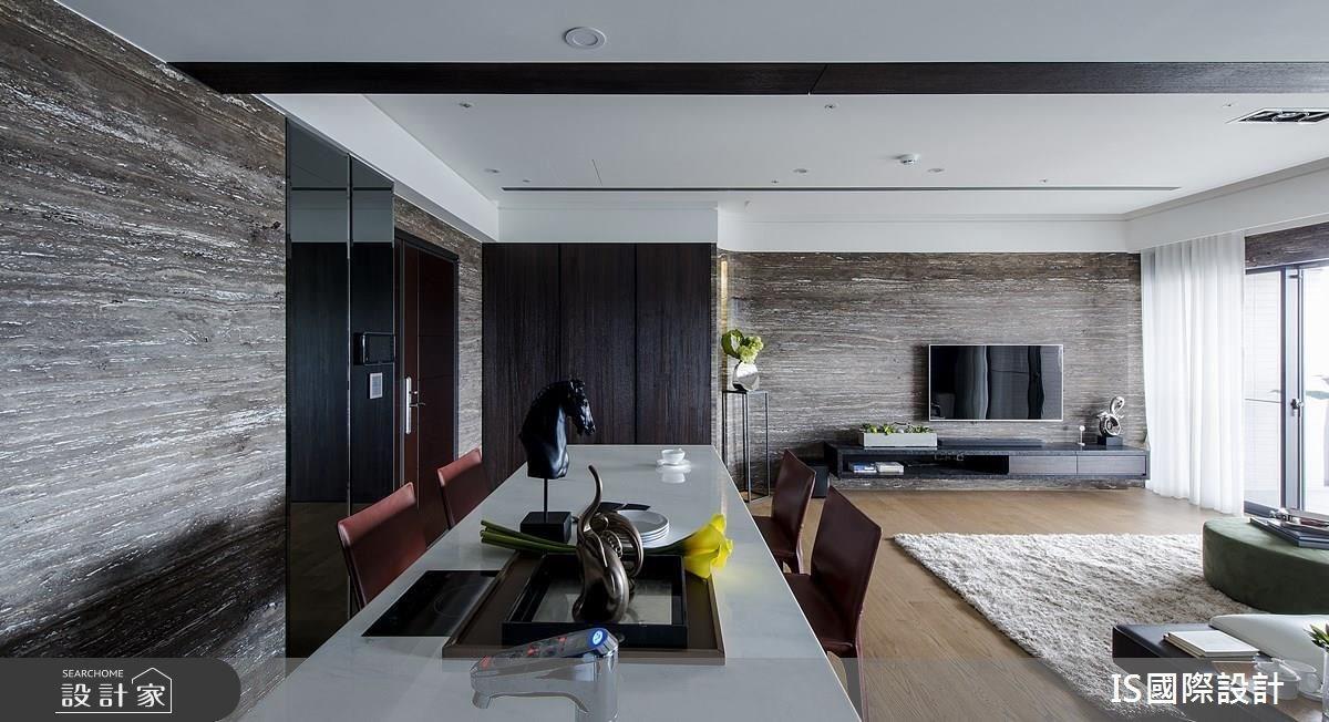 新成屋(5年以下)_現代風客廳餐廳案例圖片_IS國際設計_IS_116之3