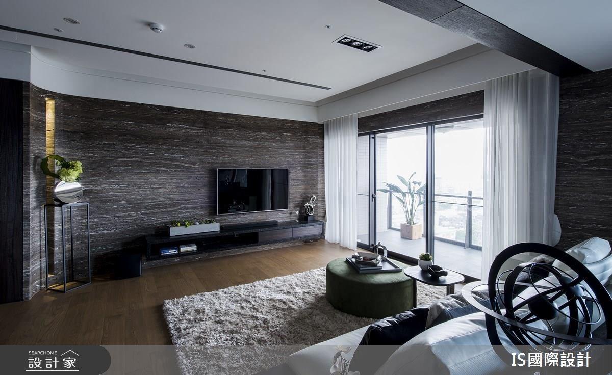 新成屋(5年以下)_現代風客廳案例圖片_IS國際設計_IS_116之4