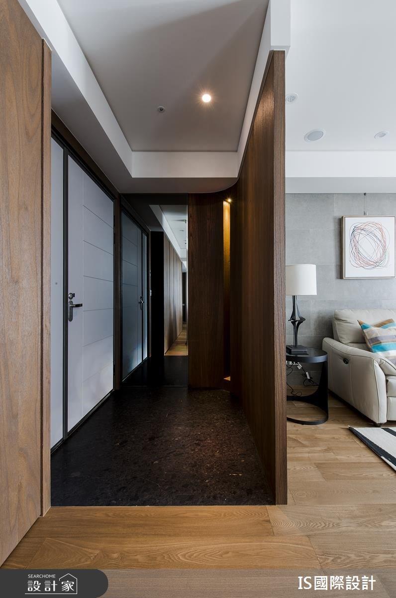 新成屋(5年以下)_現代風玄關客廳案例圖片_IS國際設計_IS_117之3