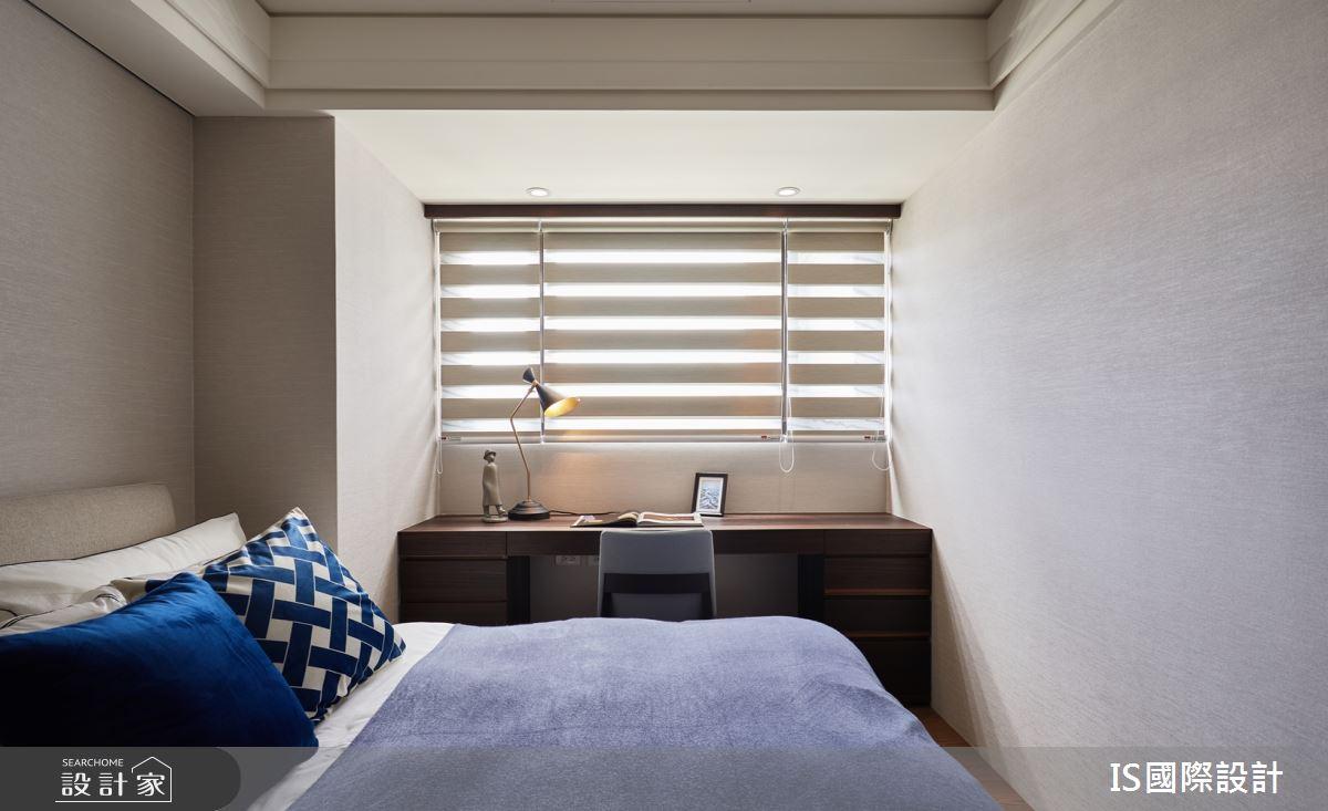 新成屋(5年以下)_現代風臥室案例圖片_IS國際設計_IS_127之22