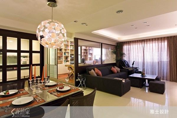 50坪新成屋(5年以下)_人文禪風案例圖片_雅士室內設計_雅士_14之4