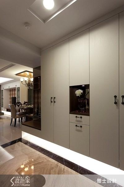 25坪新成屋(5年以下)_新古典案例圖片_雅士室內設計_雅士_15之2