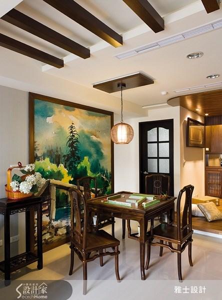 30坪新成屋(5年以下)_新中式風案例圖片_雅士室內設計_雅士_18之4