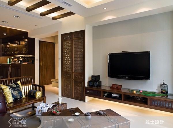 30坪新成屋(5年以下)_新中式風案例圖片_雅士室內設計_雅士_18之1