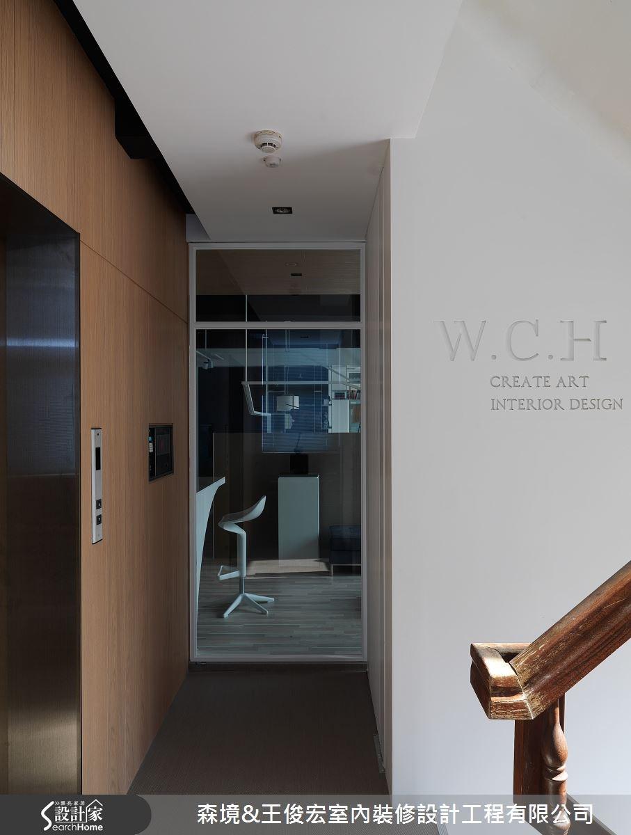 40坪新成屋(5年以下)_現代風商業空間案例圖片_森境室內裝修設計工程有限公司/王俊宏建築設計諮詢(上海)有限公司_王俊宏_22之1
