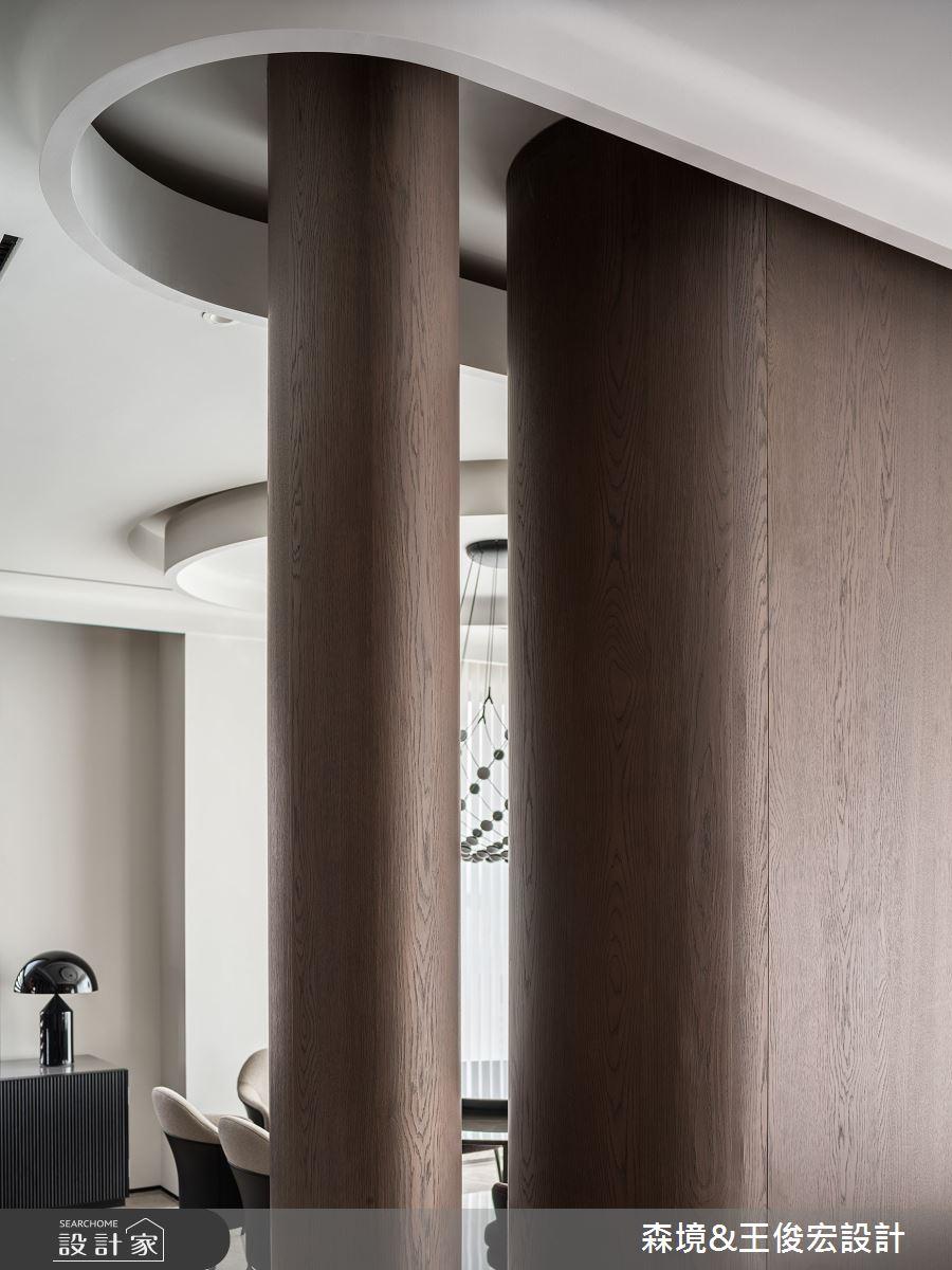 110坪新成屋(5年以下)_現代風案例圖片_森境室內裝修設計工程有限公司/王俊宏建築設計諮詢(上海)有限公司_王俊宏_87之3