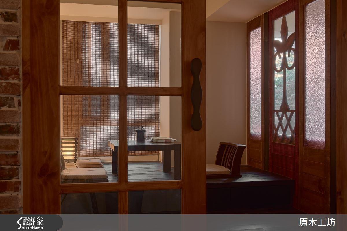 58坪新成屋(5年以下)_療癒風和室案例圖片_原木工坊&客製化.手工實木傢具_原木工坊_13之11