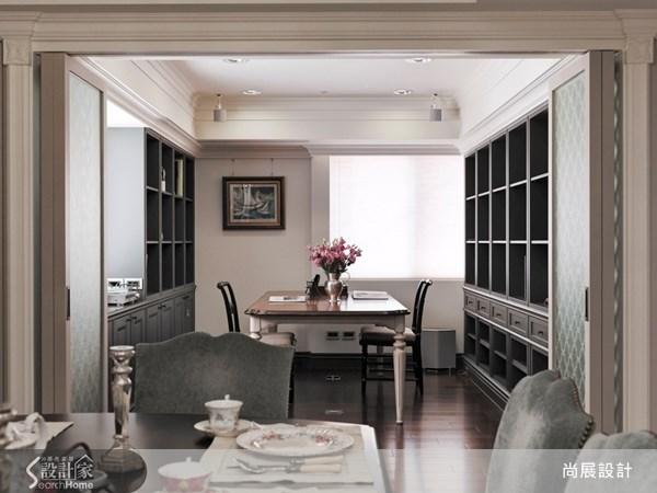 80坪中古屋(5~15年)_美式風餐廳案例圖片_尚展空間設計_尚展_44之7