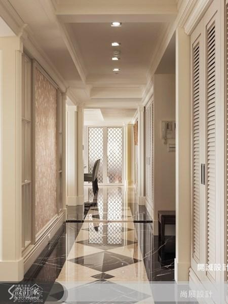 80坪中古屋(5~15年)_美式風走廊案例圖片_尚展空間設計_尚展_44之3