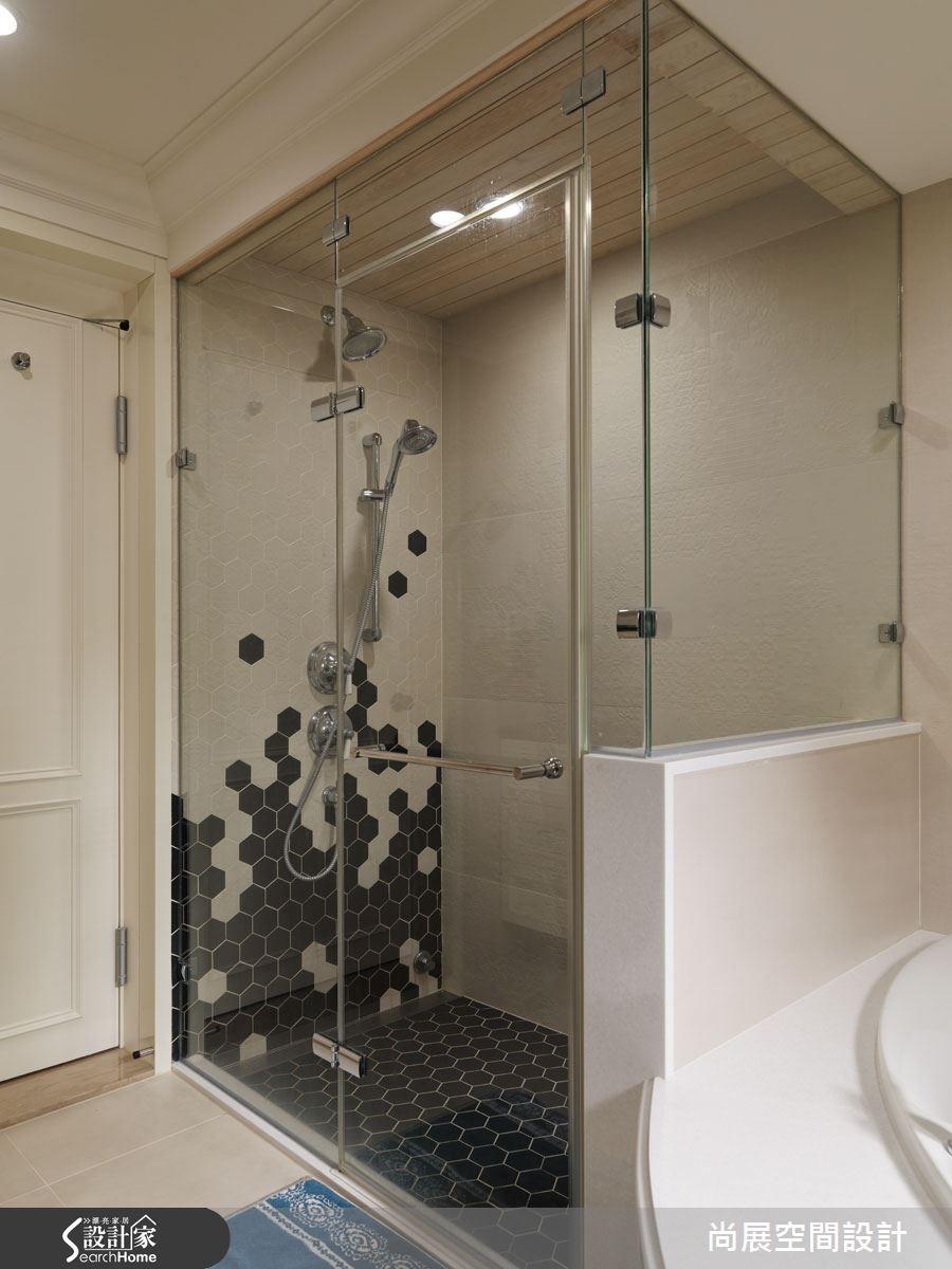 110坪中古屋(5~15年)_美式風浴室案例圖片_尚展空間設計_尚展_50之10