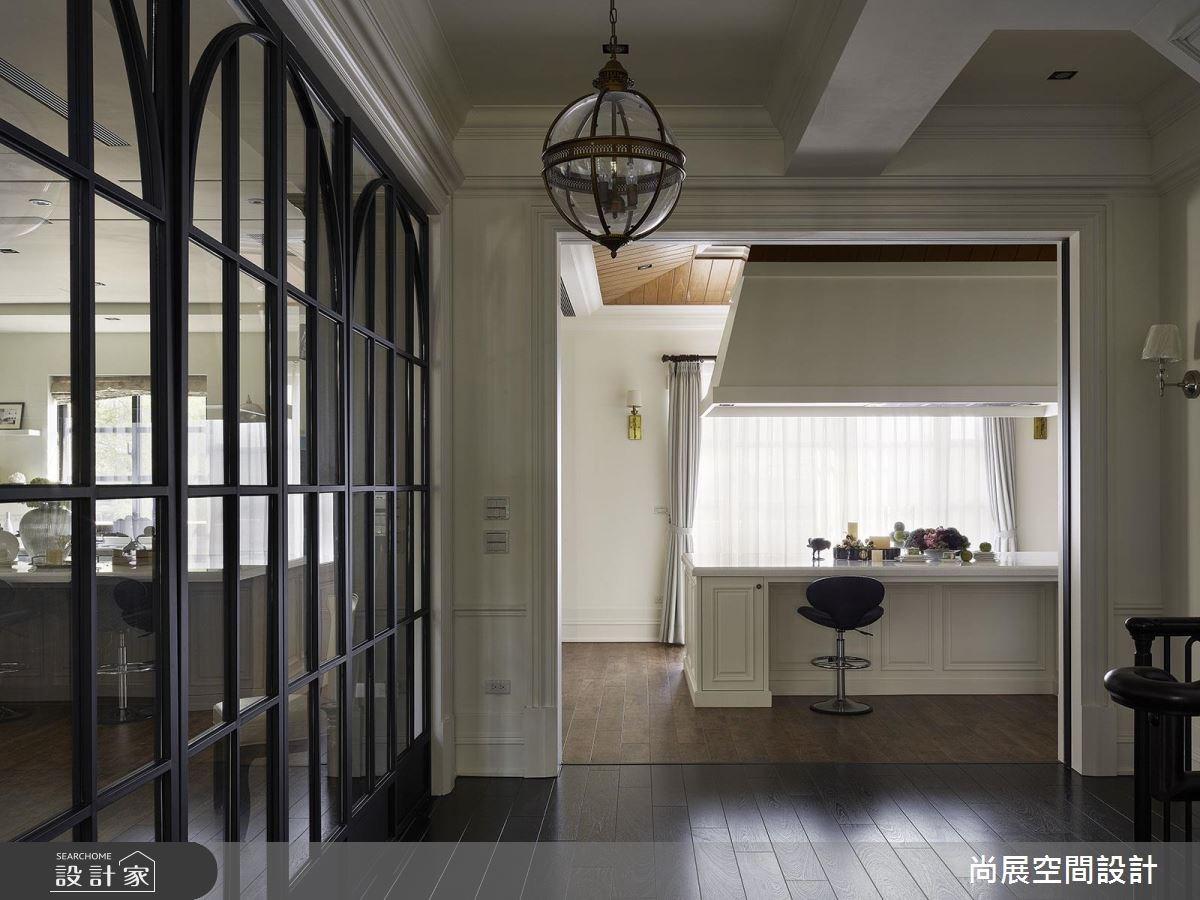 180坪_美式風廚房案例圖片_尚展空間設計_尚展_76之4