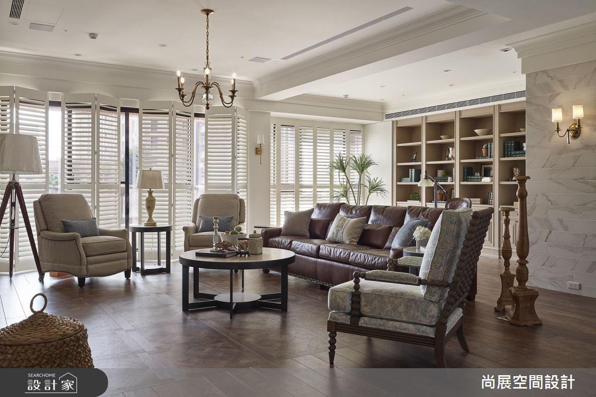 大宅重現經典美式風情!作為旅居家庭的專屬舒適圈