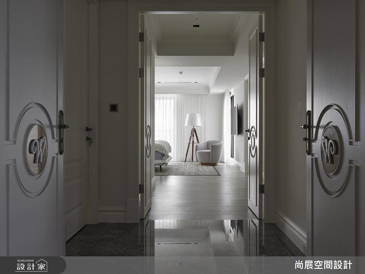 160坪預售屋_現代風走廊案例圖片_尚展空間設計_尚展_88之16