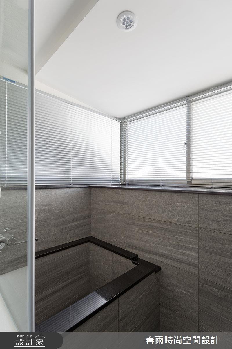 22坪老屋(16~30年)_鄉村風浴室案例圖片_春雨設計_春雨_13之37