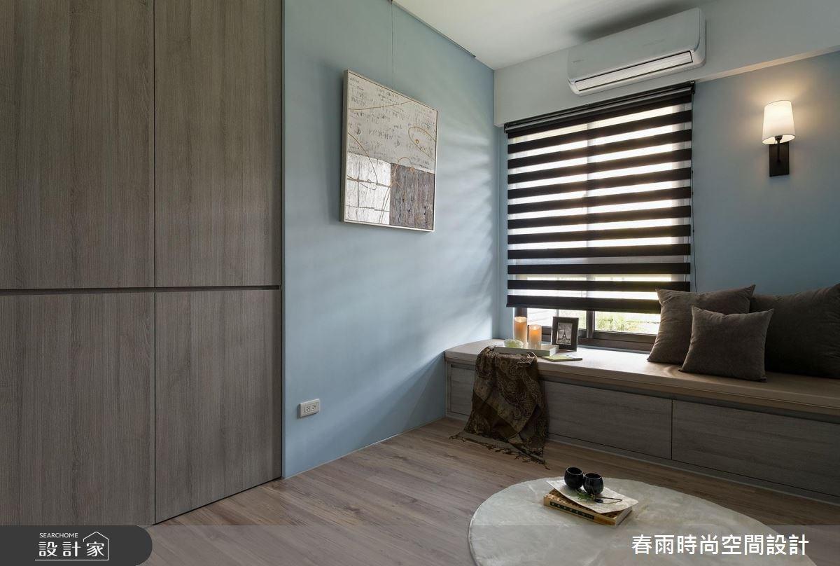 25坪新成屋(5年以下)_現代風和室案例圖片_春雨設計_春雨_22之15