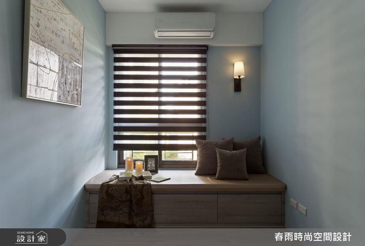 25坪新成屋(5年以下)_現代風和室案例圖片_春雨設計_春雨_22之16
