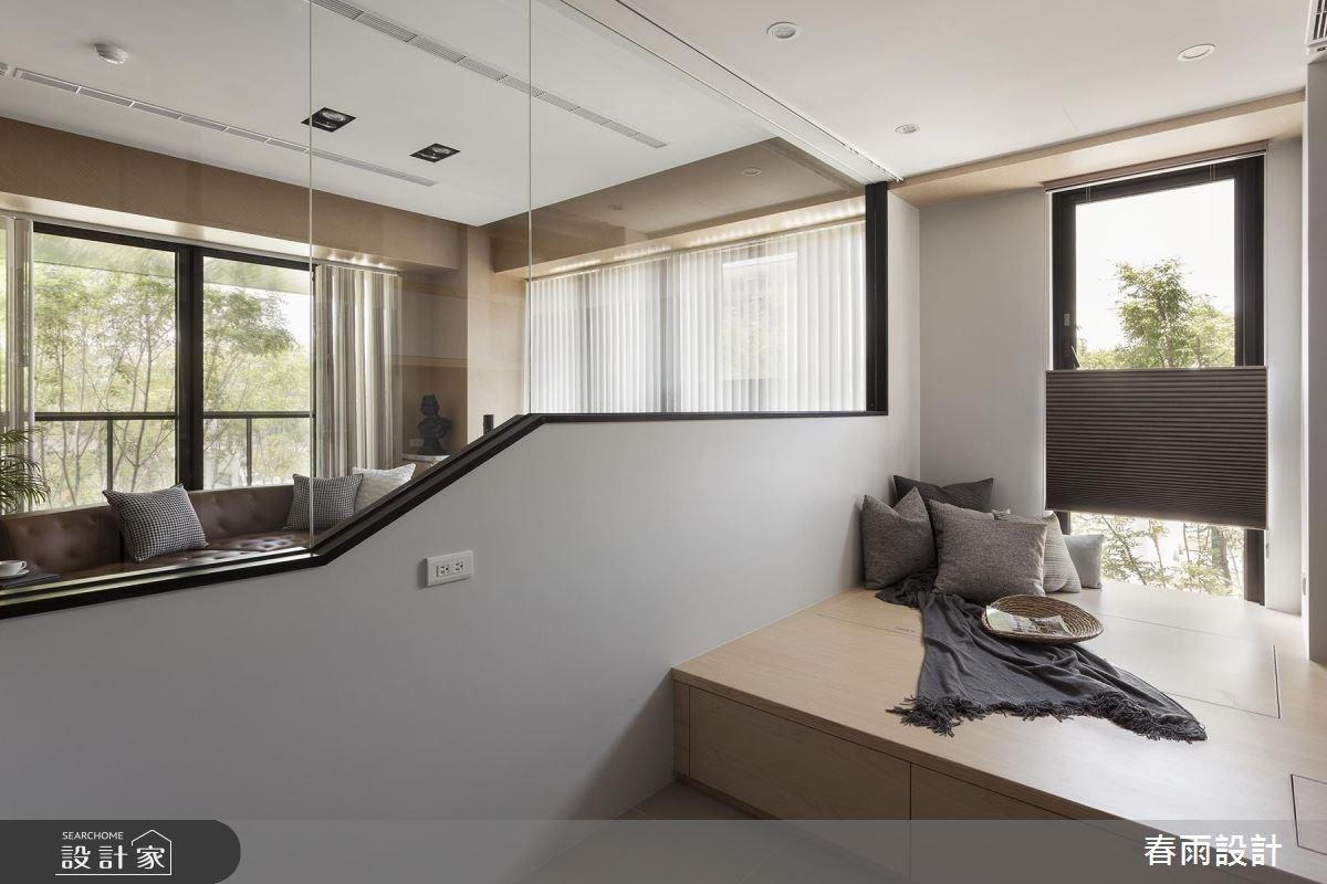 40坪新成屋(5年以下)_混搭風和室案例圖片_春雨設計_春雨_47之12