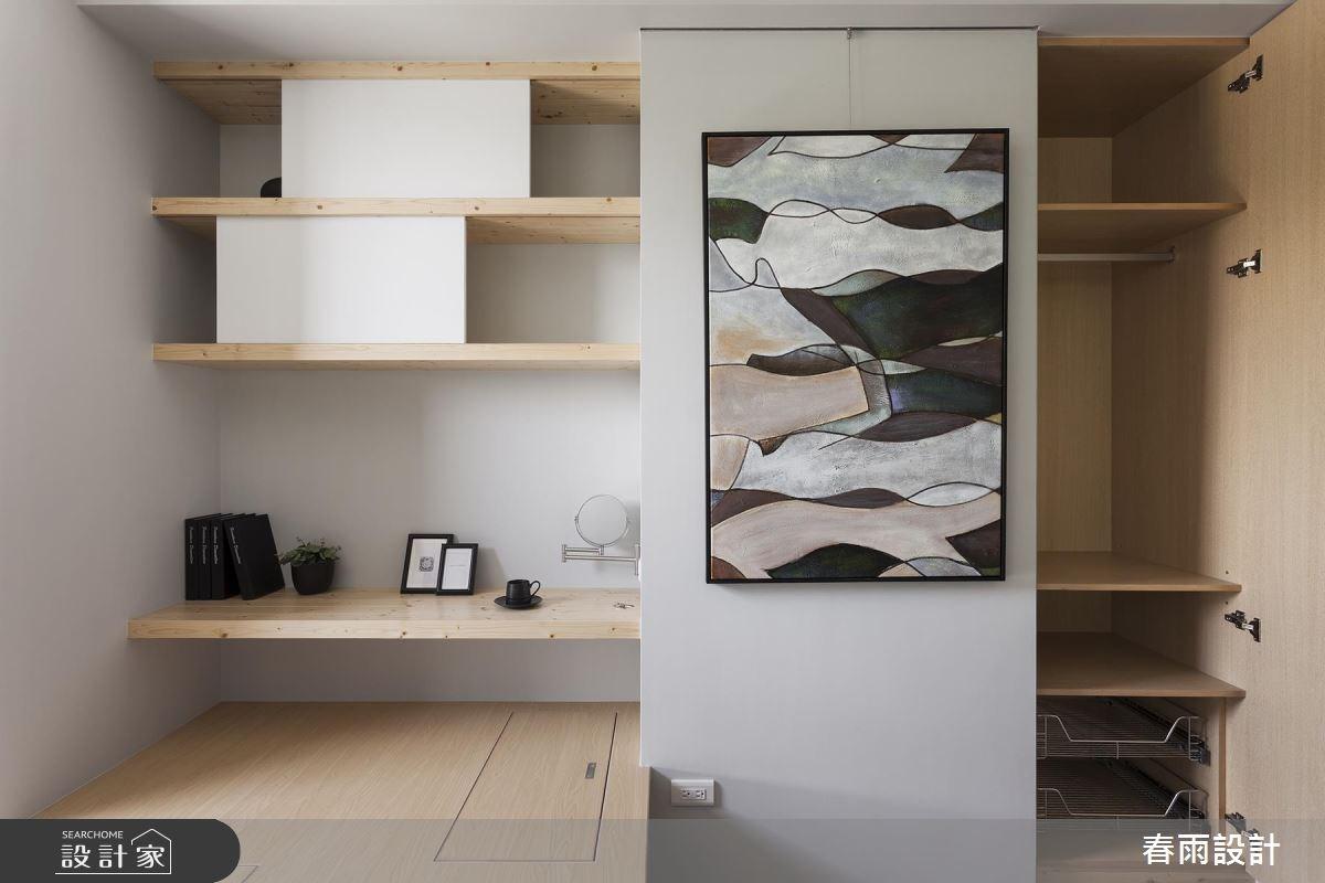 40坪新成屋(5年以下)_混搭風和室案例圖片_春雨設計_春雨_47之13