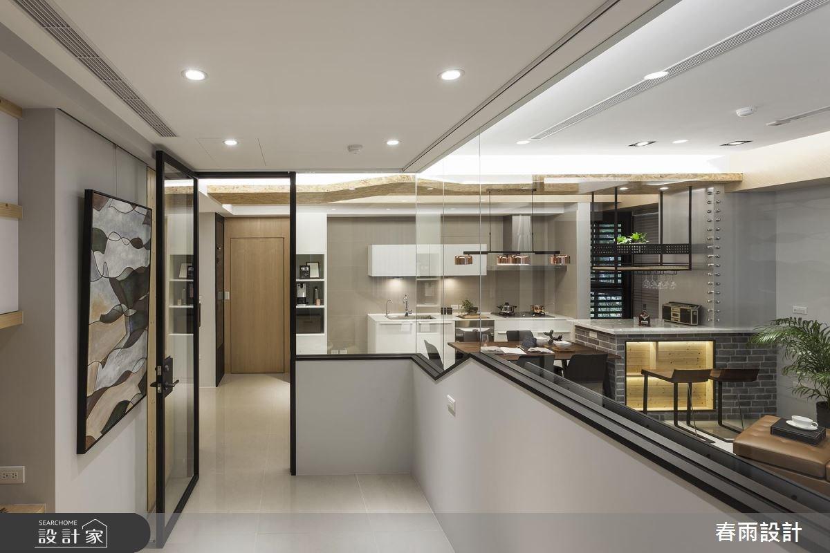 40坪新成屋(5年以下)_混搭風和室案例圖片_春雨設計_春雨_47之14