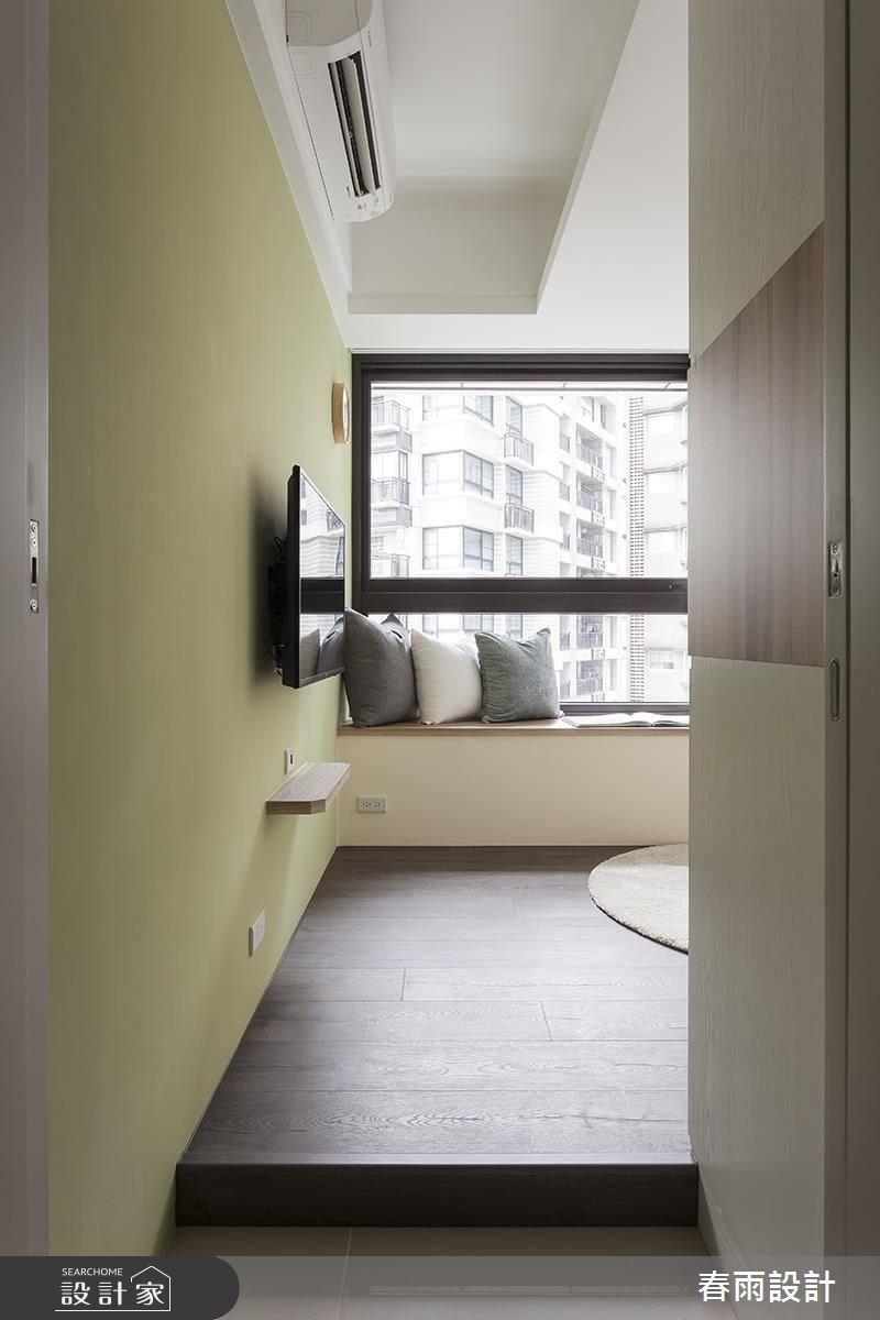 21坪新成屋(5年以下)_休閒風和室案例圖片_春雨設計_春雨_49之10