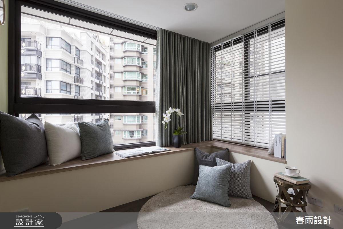 21坪新成屋(5年以下)_休閒風和室案例圖片_春雨設計_春雨_49之11