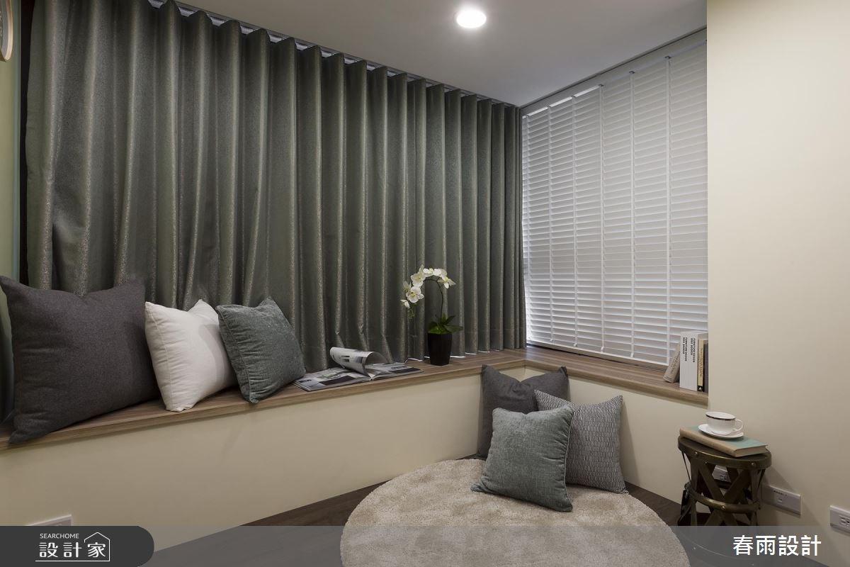 21坪新成屋(5年以下)_休閒風和室案例圖片_春雨設計_春雨_49之12