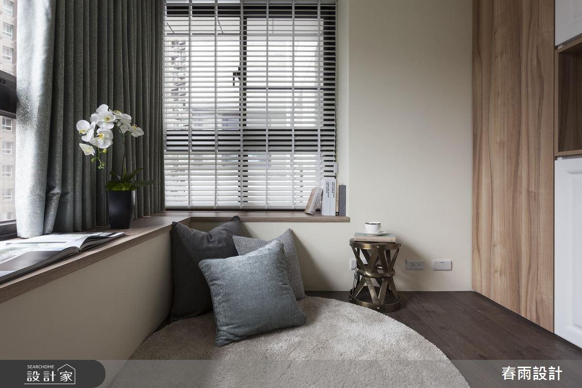 21坪新成屋(5年以下)_休閒風和室案例圖片_春雨設計_春雨_49之13