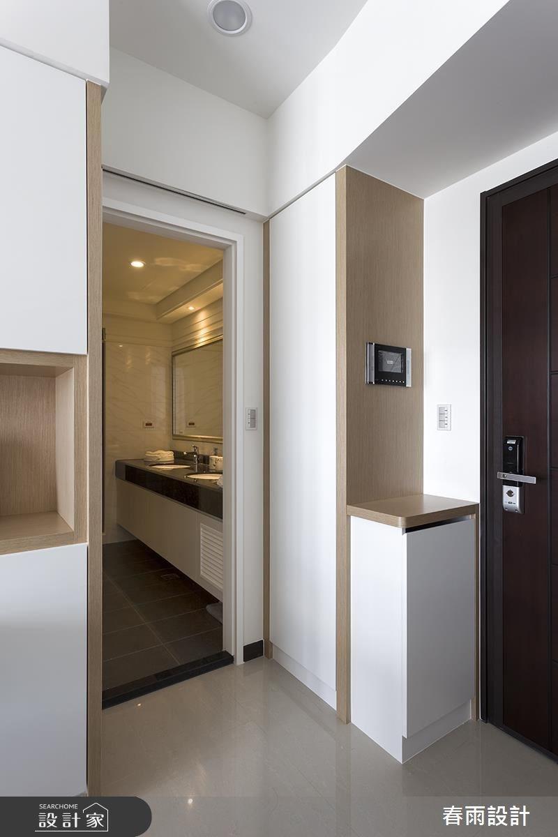15坪新成屋(5年以下)_休閒風浴室案例圖片_春雨設計_春雨_55之5