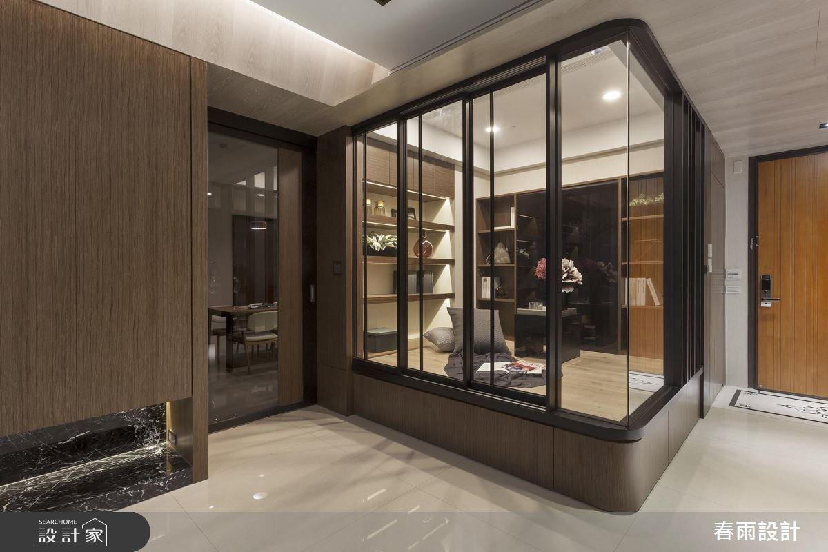 50坪新成屋(5年以下)_現代風和室多功能室案例圖片_春雨設計_春雨_60之4