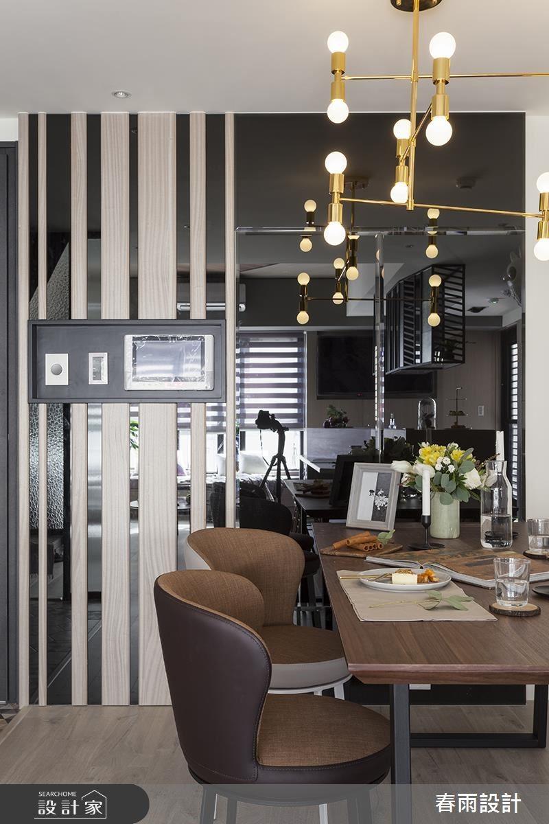 30坪新成屋(5年以下)_休閒風餐廳案例圖片_春雨設計_春雨_70之5