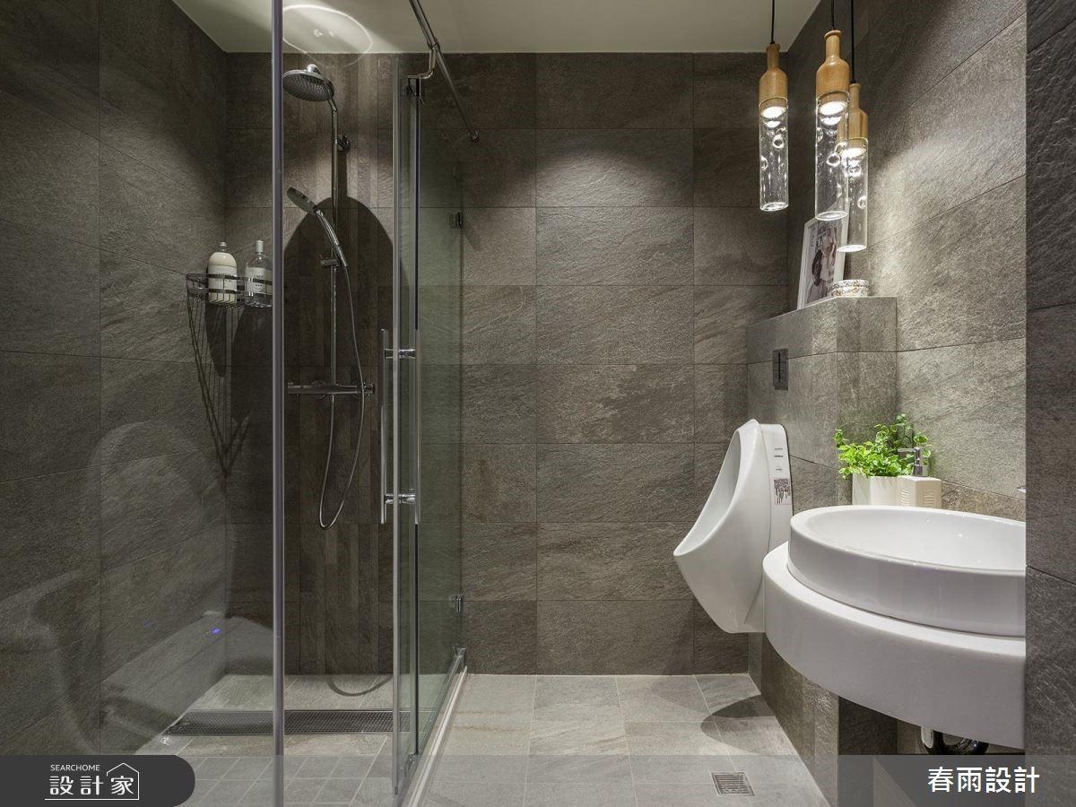 30坪新成屋(5年以下)_休閒風浴室案例圖片_春雨設計_春雨_70之48