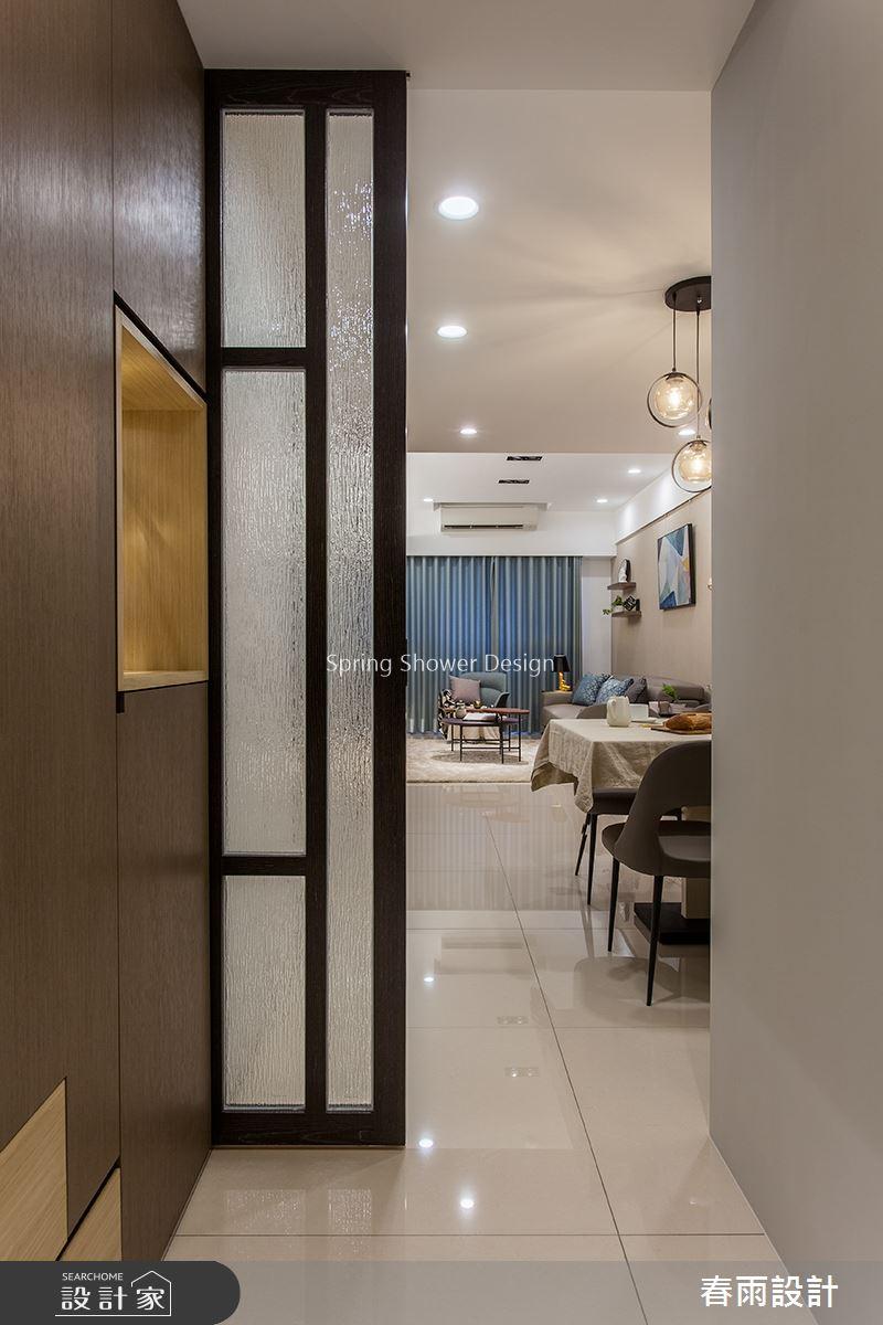 新成屋(5年以下)_現代風玄關餐廳案例圖片_春雨設計_春雨_79之2