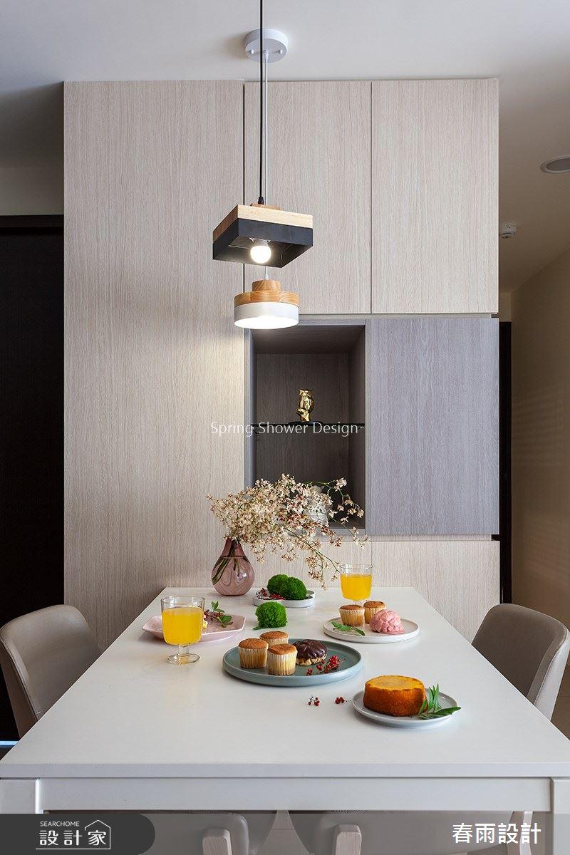 新成屋(5年以下)_現代風餐廳案例圖片_春雨設計_春雨_91之6