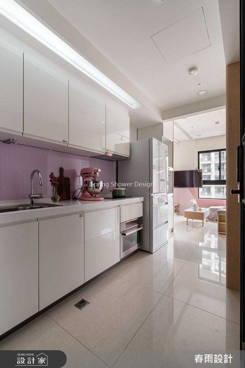 新成屋(5年以下)_北歐風廚房案例圖片_春雨設計_春雨_99之4