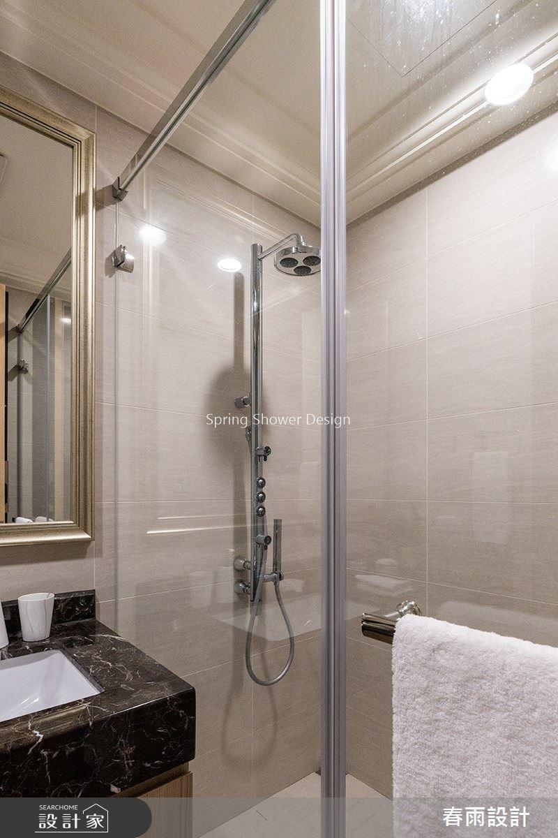 新成屋(5年以下)_北歐風浴室案例圖片_春雨設計_春雨_99之23