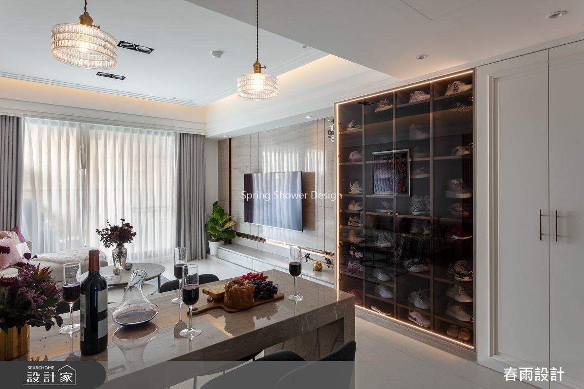 38坪新成屋(5年以下)_飯店風餐廳案例圖片_春雨設計_春雨_134之5