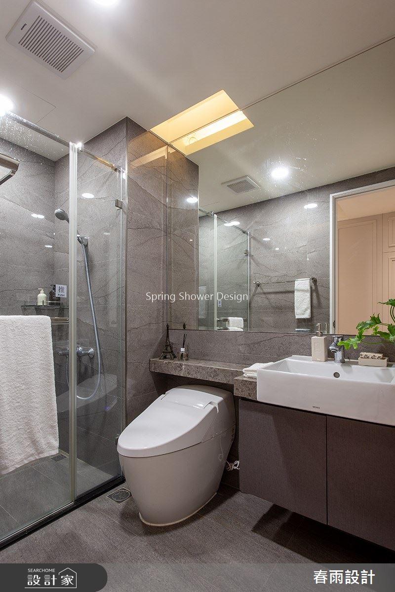 38坪新成屋(5年以下)_飯店風浴室案例圖片_春雨設計_春雨_134之13