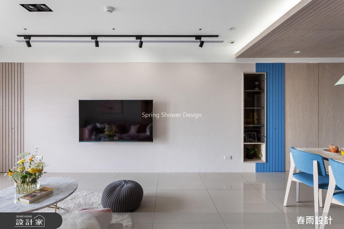 新成屋(5年以下)_北歐風客廳案例圖片_春雨設計_春雨_136之10