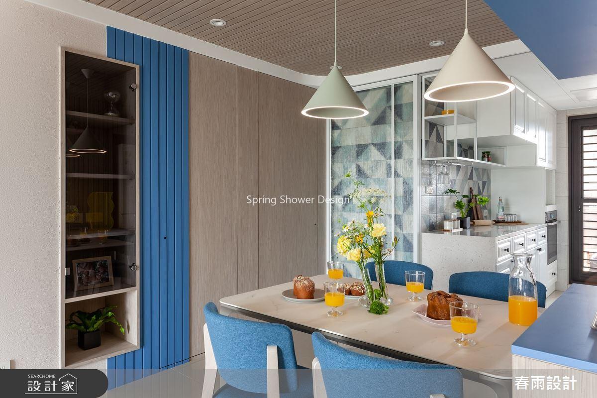 新成屋(5年以下)_北歐風餐廳案例圖片_春雨設計_春雨_136之13