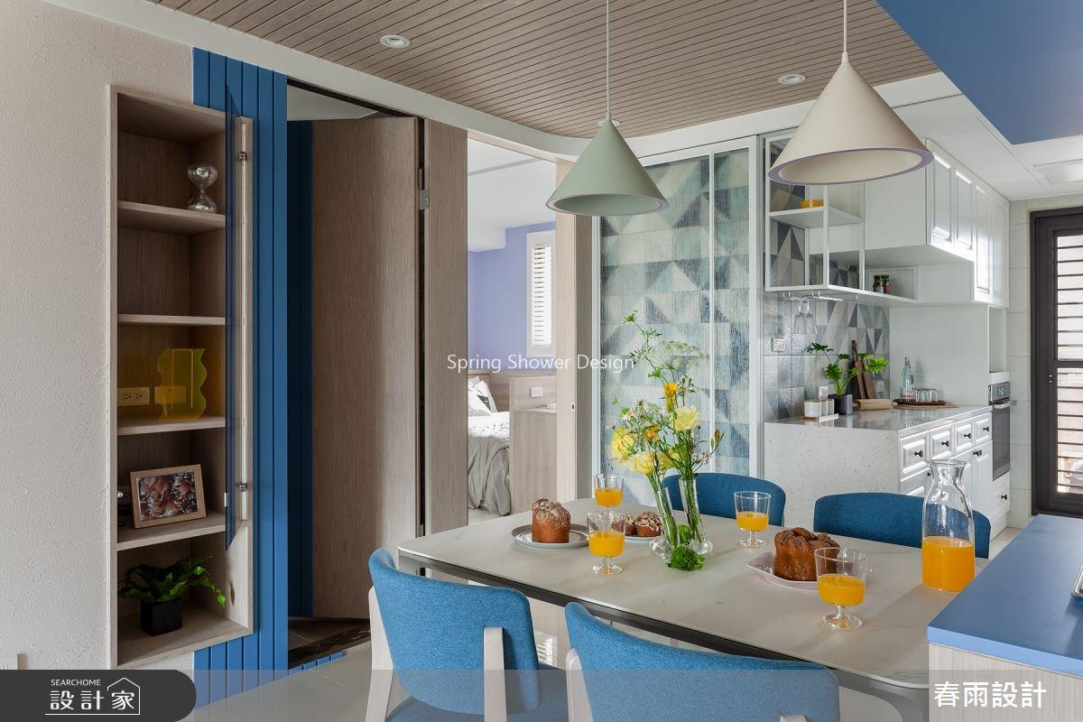 新成屋(5年以下)_北歐風餐廳案例圖片_春雨設計_春雨_136之14