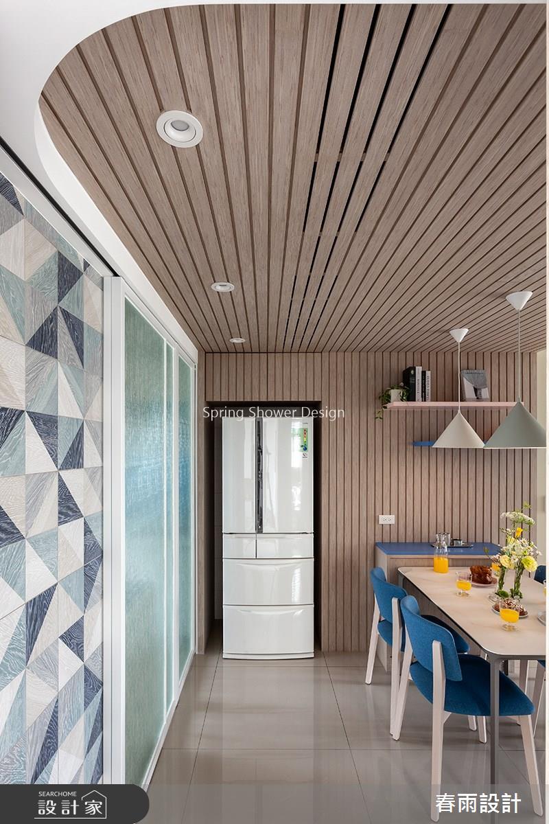 新成屋(5年以下)_北歐風餐廳案例圖片_春雨設計_春雨_136之16
