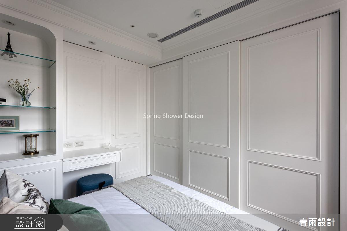 新成屋(5年以下)_北歐風臥室案例圖片_春雨設計_春雨_136之27
