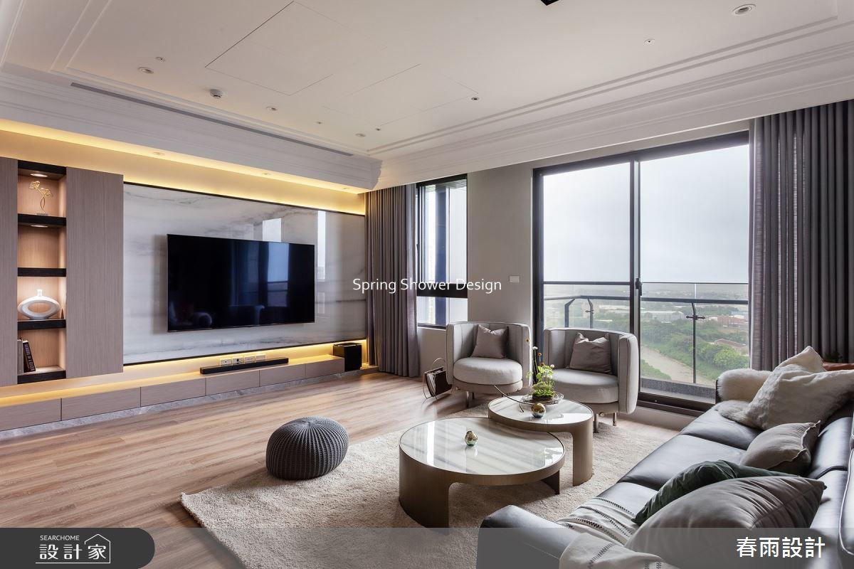 38坪新成屋(5年以下)_現代風案例圖片_春雨設計_春雨_139之4