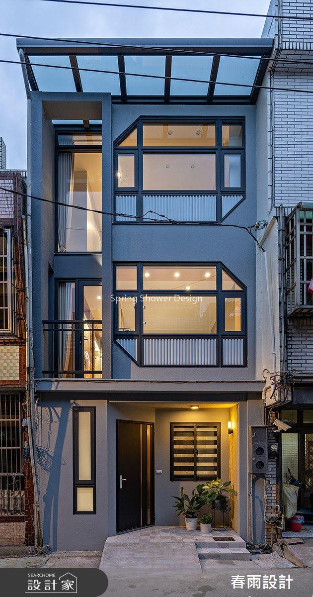47坪老屋(16~30年)_現代風案例圖片_春雨設計_春雨_140之1