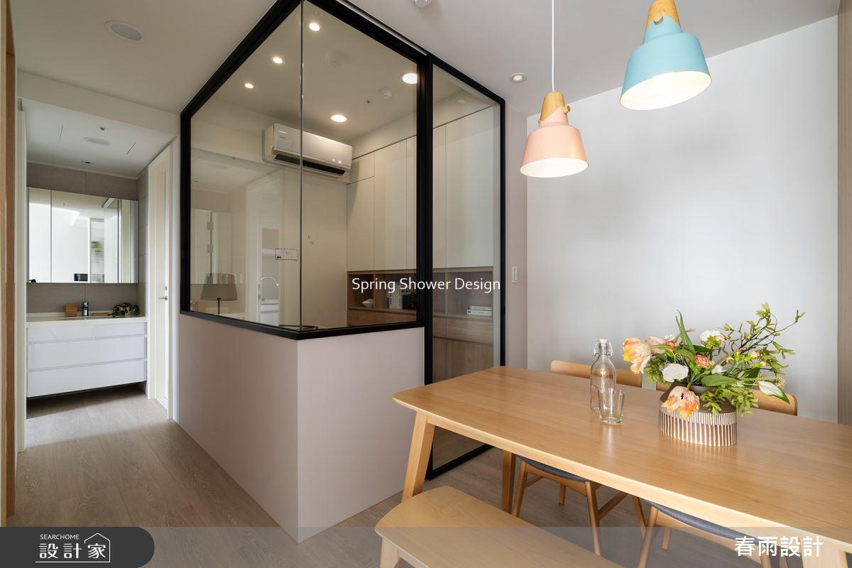 新成屋(5年以下)_現代風餐廳案例圖片_春雨設計_春雨_142之12
