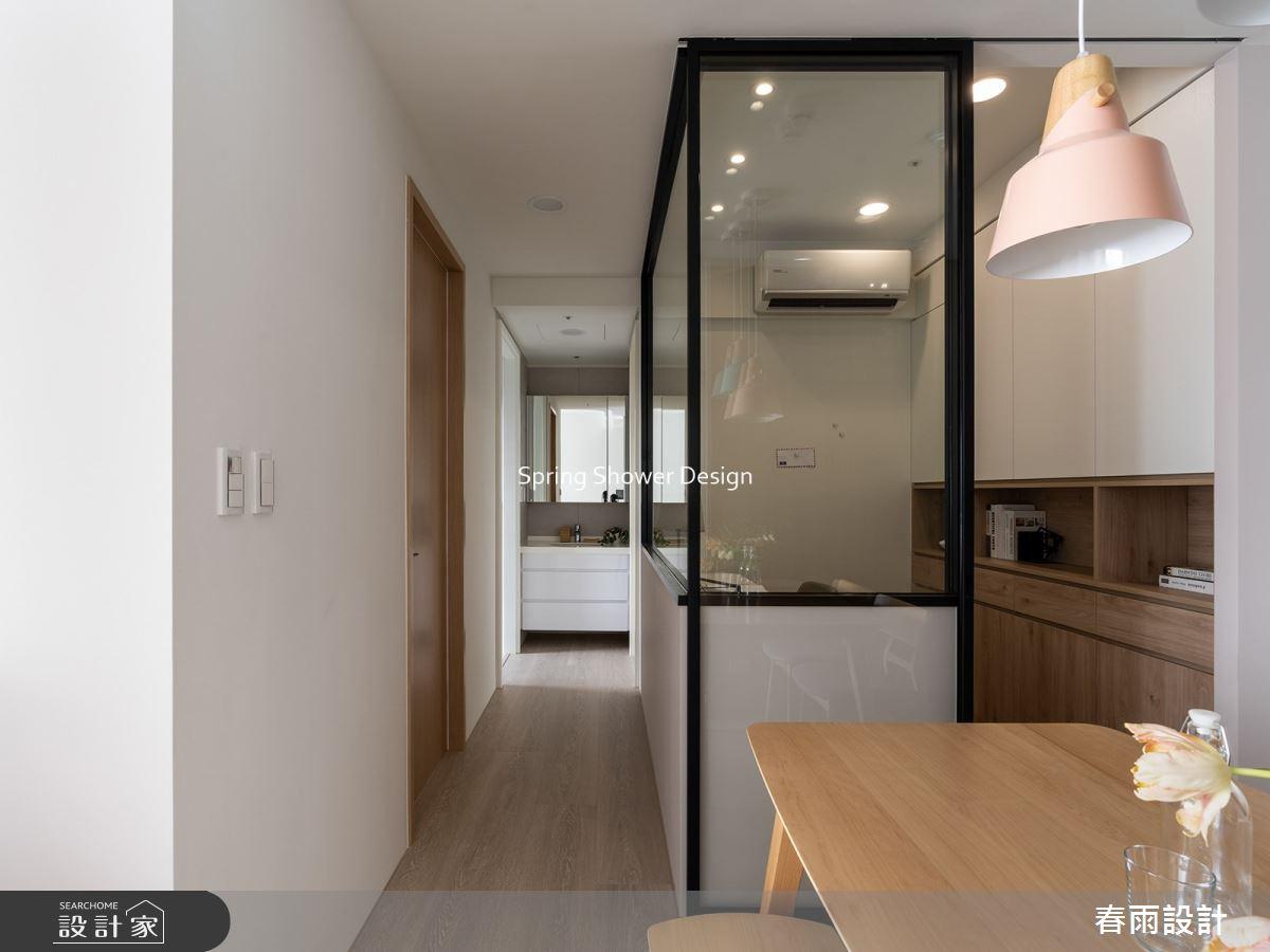 新成屋(5年以下)_現代風餐廳書房工作區案例圖片_春雨設計_春雨_142之13