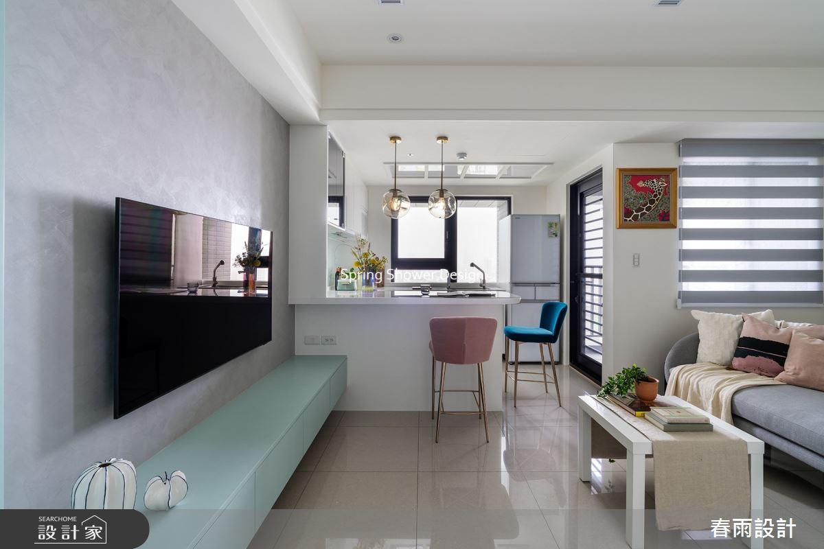 新成屋(5年以下)_現代風案例圖片_春雨設計_春雨_147之4