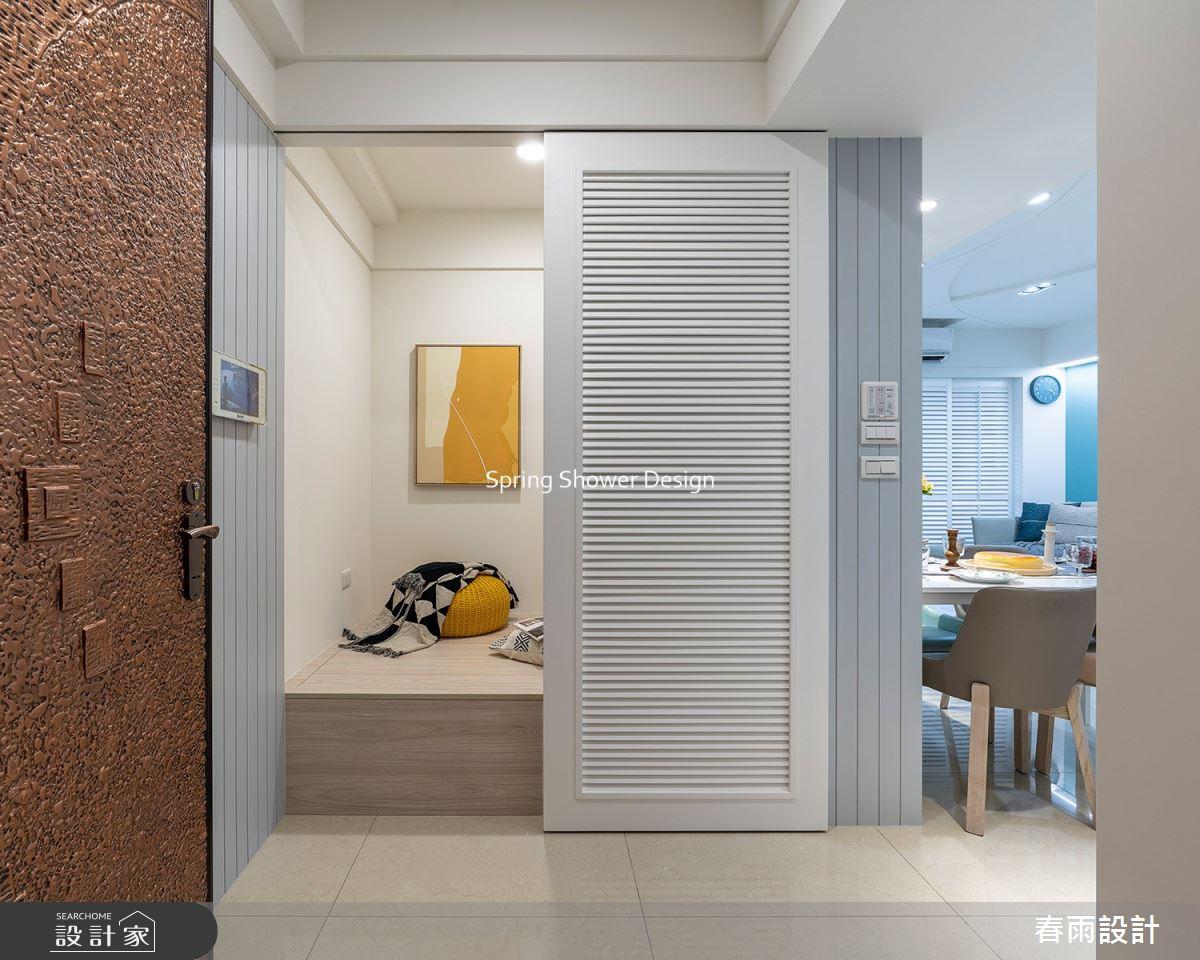 32坪新成屋(5年以下)_現代風案例圖片_春雨設計_春雨_148之1